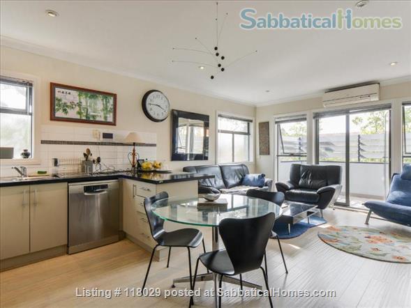 Light, Quiet, Modern, 2BR Second-Floor Apartment Near Everything Home Rental in Brunswick East, VIC, Australia 1