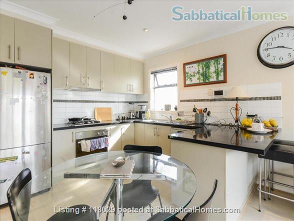 Light, Quiet, Modern, 2BR Second-Floor Apartment Near Everything Home Rental in Brunswick East, VIC, Australia 0