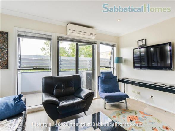 Light, Quiet, Modern, 2BR Second-Floor Apartment Near Everything Home Rental in Brunswick East, VIC, Australia 8