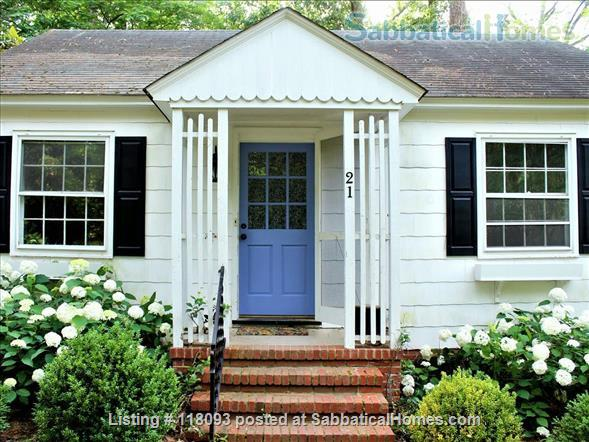 listing image for Secluded cottage  1 mile from UNC campus  dog  friendly
