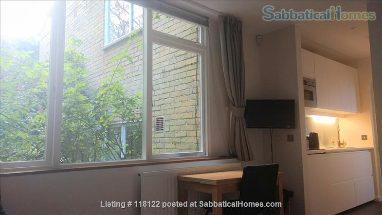 Small modern studio in the heart of Hampstead  Home Rental in London, England, United Kingdom 0