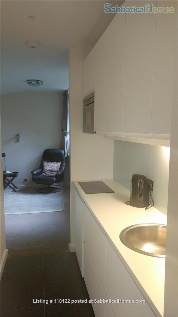 Small modern studio in the heart of Hampstead  Home Rental in London, England, United Kingdom 5