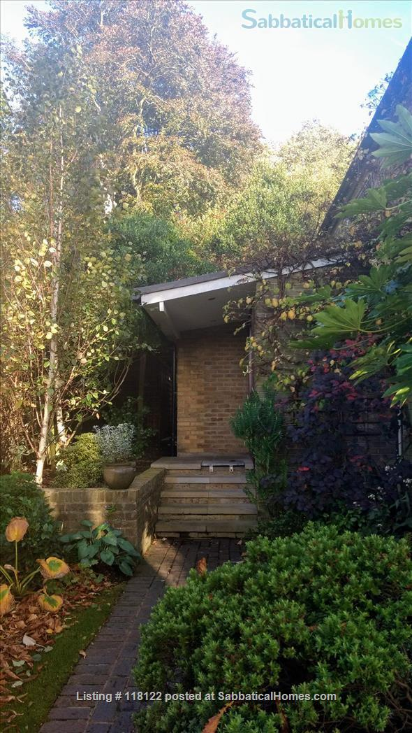 Small modern studio in the heart of Hampstead  Home Rental in London, England, United Kingdom 6