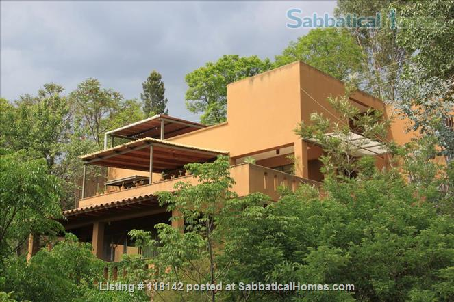 Academic Home in Foothills of Oaxaca City Home Rental in Oaxaca de Juárez, Oaxaca, Mexico 1