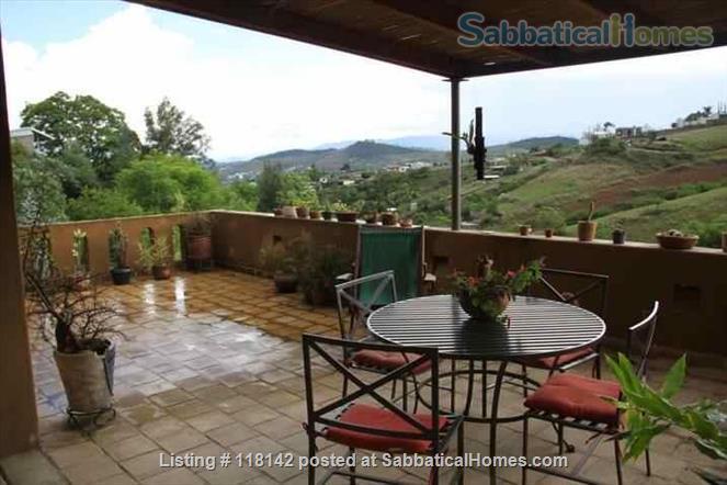 Academic Home in Foothills of Oaxaca City Home Rental in Oaxaca de Juárez, Oaxaca, Mexico 0