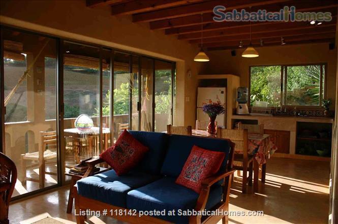 Academic Home in Foothills of Oaxaca City Home Rental in Oaxaca de Juárez, Oaxaca, Mexico 3