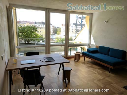 studio flat in Rixdorf, Neukolln  - completely renovated in 2017 Home Rental in Berlin, Berlin, Germany 0
