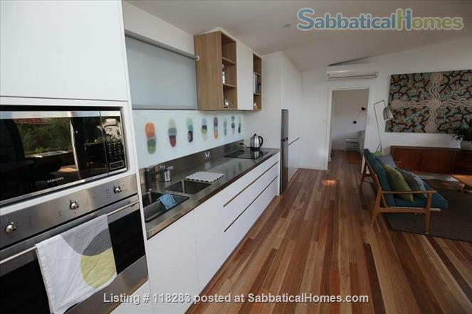 Sun filled modern guest house in quiet area, close to city Home Rental in Earlwood, NSW, Australia 9