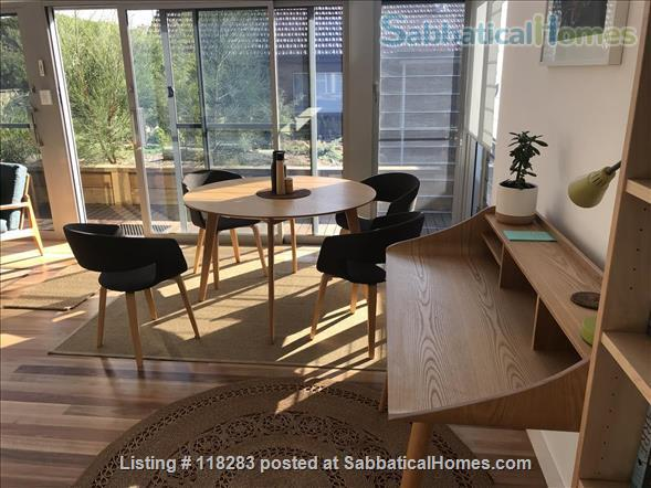 Sun filled modern guest house in quiet area, close to city Home Rental in Earlwood, NSW, Australia 0