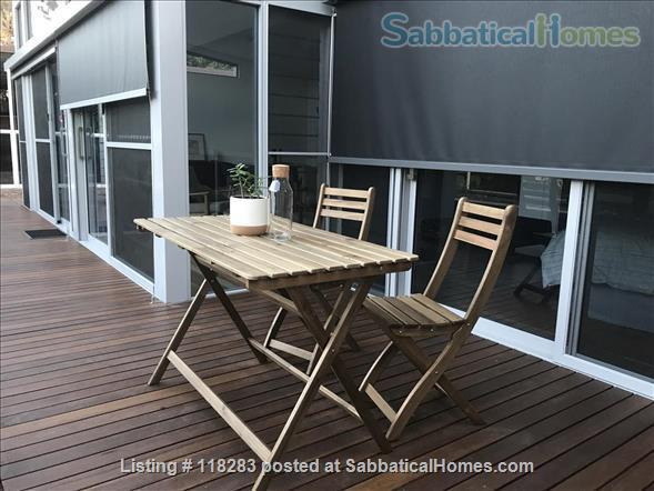 Sun filled modern guest house in quiet area, close to city Home Rental in Earlwood, NSW, Australia 5