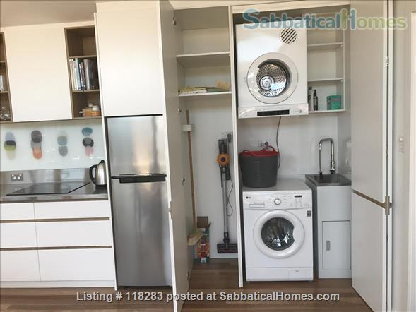 Sun filled modern guest house in quiet area, close to city Home Rental in Earlwood, NSW, Australia 6