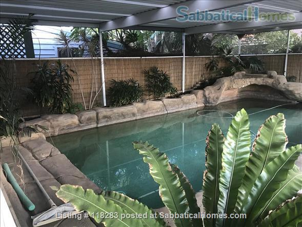 Sun filled modern guest house in quiet area, close to city Home Rental in Earlwood, NSW, Australia 8