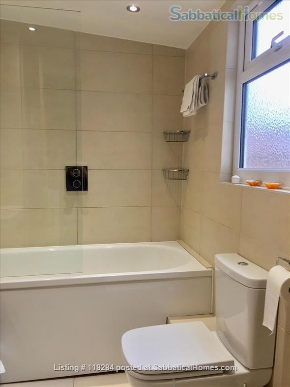 1 BEDROOM  SHORT-LET HOUSE NEAR CENTRAL OXFORD Home Rental in Oxfordshire, England, United Kingdom 9