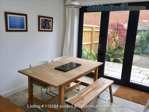 1 BEDROOM  SHORT-LET HOUSE NEAR CENTRAL OXFORD Home Rental in Oxfordshire, England, United Kingdom 0