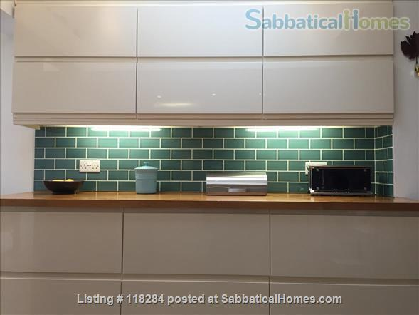 1 BEDROOM  SHORT-LET HOUSE NEAR CENTRAL OXFORD Home Rental in Oxfordshire, England, United Kingdom 2