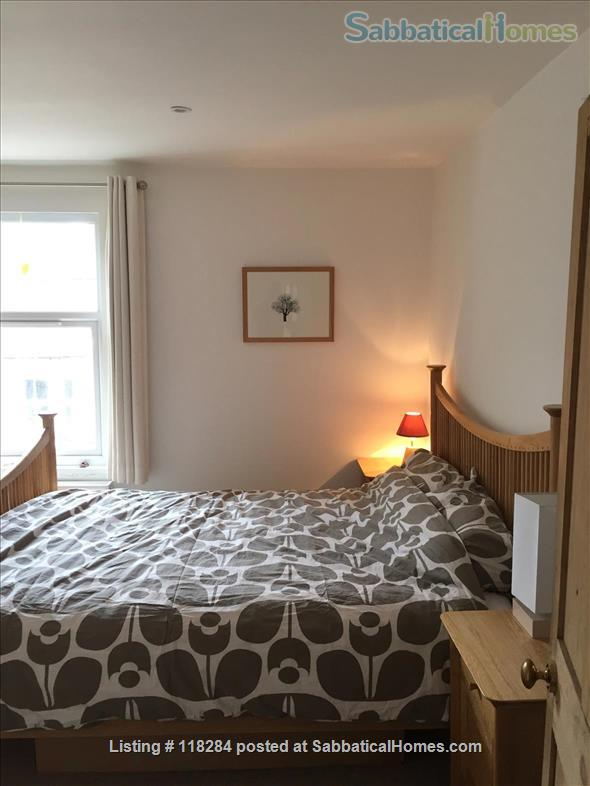 1 BEDROOM  SHORT-LET HOUSE NEAR CENTRAL OXFORD Home Rental in Oxfordshire, England, United Kingdom 7