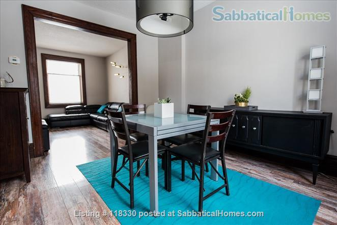 Amazing Fully Renovated Furnished Century Home - Close to Downtown Guelph Home Rental in Guelph, Ontario, Canada 1
