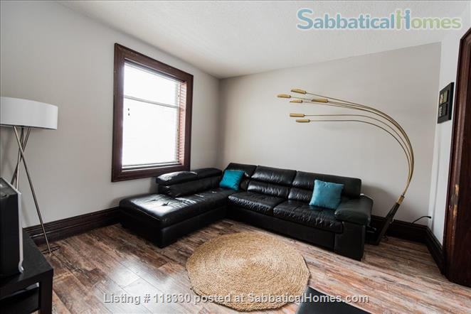 Amazing Fully Renovated Furnished Century Home - Close to Downtown Guelph Home Rental in Guelph, Ontario, Canada 2