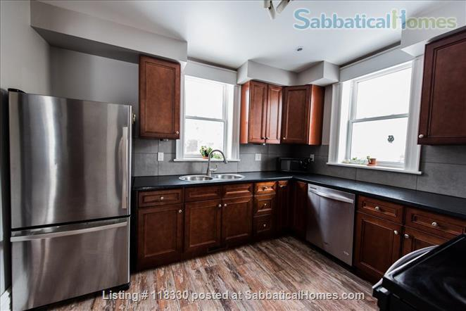 Amazing Fully Renovated Furnished Century Home - Close to Downtown Guelph Home Rental in Guelph, Ontario, Canada 3