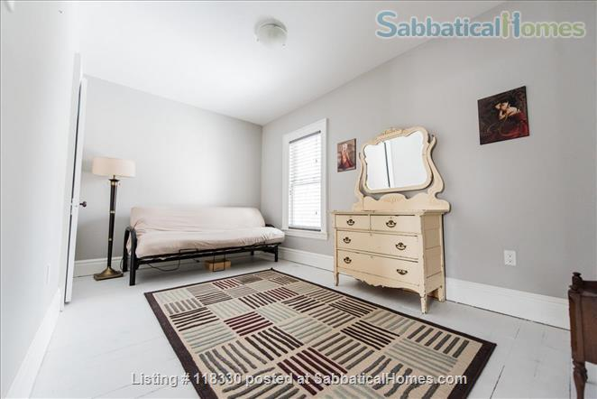 Amazing Fully Renovated Furnished Century Home - Close to Downtown Guelph Home Rental in Guelph, Ontario, Canada 5
