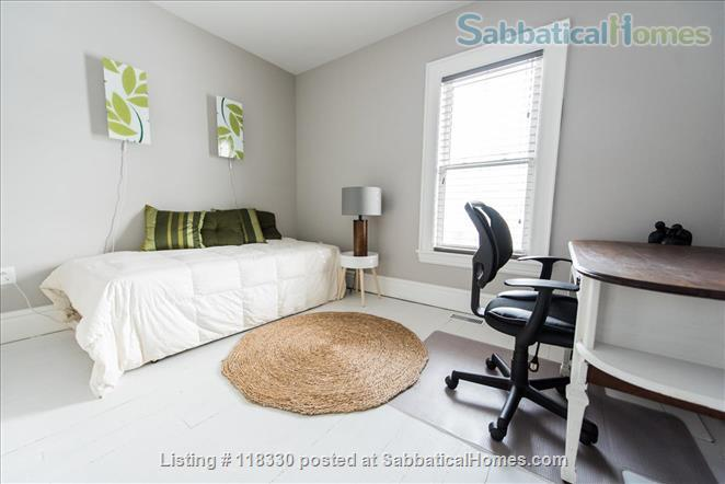 Amazing Fully Renovated Furnished Century Home - Close to Downtown Guelph Home Rental in Guelph, Ontario, Canada 6
