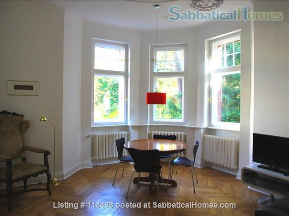 Bright spacious Schlachtensee apartment in Berlin Zehlendorf - newly renovated and fully equipped Home Rental in Berlin, Berlin, Germany 1