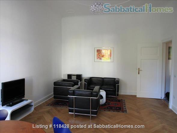 Bright spacious Schlachtensee apartment in Berlin Zehlendorf - newly renovated and fully equipped Home Rental in Berlin, Berlin, Germany 0