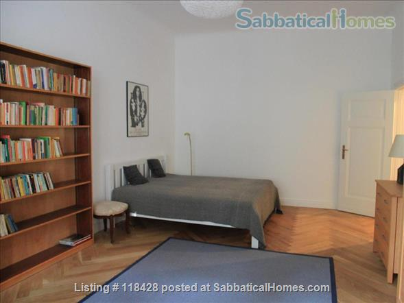 Bright spacious Schlachtensee apartment in Berlin Zehlendorf - newly renovated and fully equipped Home Rental in Berlin, Berlin, Germany 3