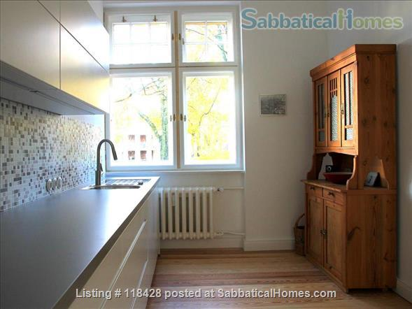 Bright spacious Schlachtensee apartment in Berlin Zehlendorf - newly renovated and fully equipped Home Rental in Berlin, Berlin, Germany 4