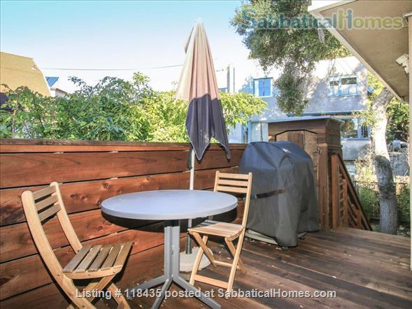 New 2Bd/2Ba Luxury Apartment Fabulous Location  Fully furnished (few blocks from campus) Home Rental in Berkeley, California, United States 9