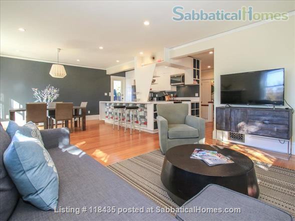 New 2Bd/2Ba Luxury Apartment Fabulous Location  Fully furnished (few blocks from campus) Home Rental in Berkeley, California, United States 1