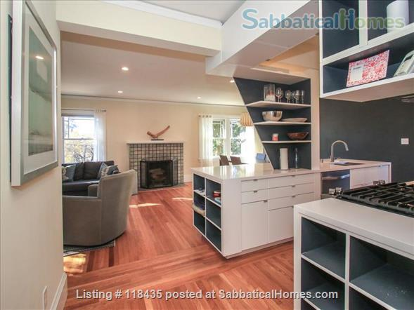 New 2Bd/2Ba Luxury Apartment Fabulous Location  Fully furnished (few blocks from campus) Home Rental in Berkeley, California, United States 0