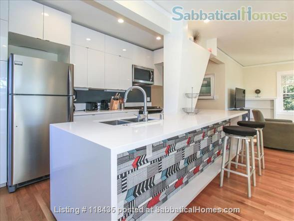 New 2Bd/2Ba Luxury Apartment Fabulous Location  Fully furnished (few blocks from campus) Home Rental in Berkeley, California, United States 2