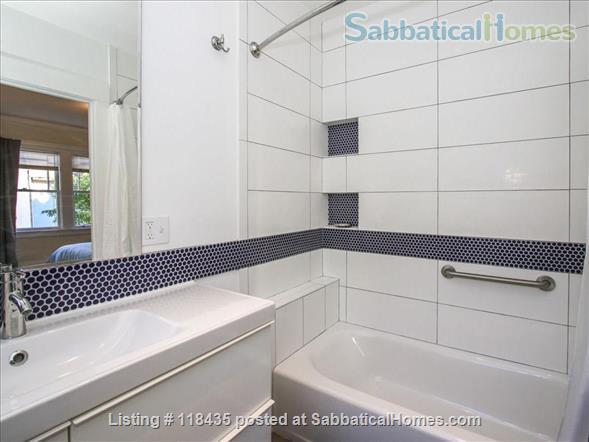 New 2Bd/2Ba Luxury Apartment Fabulous Location  Fully furnished (few blocks from campus) Home Rental in Berkeley, California, United States 5
