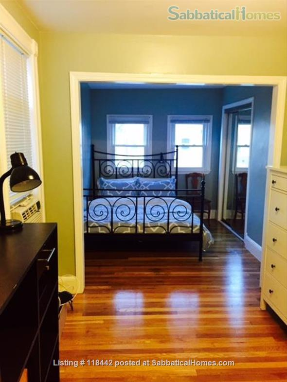 West Cambridge MA, Ideal for visiting scholars at Harvard/MIT/Tufts Home Rental in Cambridge 2