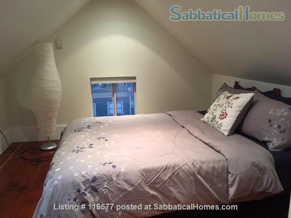 Urban Suite Digs /with Loft Home Exchange in Vancouver, British Columbia, Canada 7