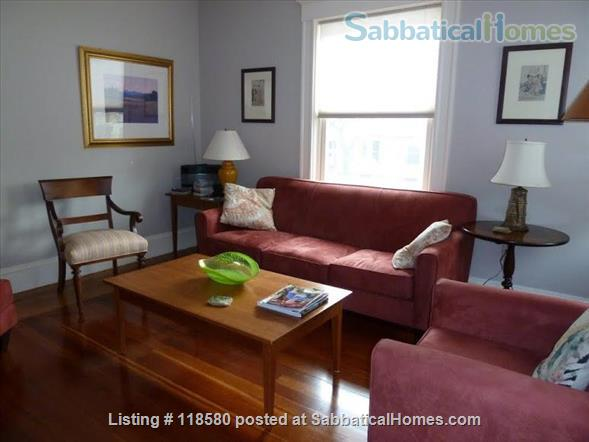 Large, Sunny Cambridge condo. Walk to Harvard Sq. Home Rental in Cambridge, Massachusetts, United States 1