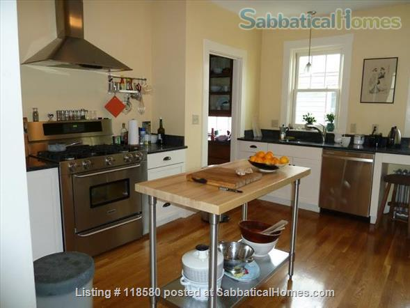 Large, Sunny Cambridge condo. Walk to Harvard Sq. Home Rental in Cambridge, Massachusetts, United States 2