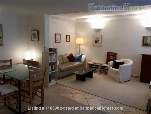 Ideal one-plus bedroom, 1 1/2 bath flat adjacent  Place des Vosges, Paris Home Rental in Paris, Île-de-France, France 1