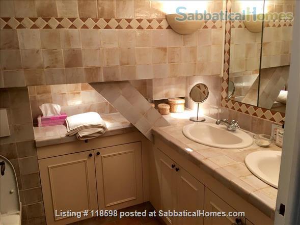 Ideal one-plus bedroom, 1 1/2 bath flat adjacent  Place des Vosges, Paris Home Rental in Paris, Île-de-France, France 3