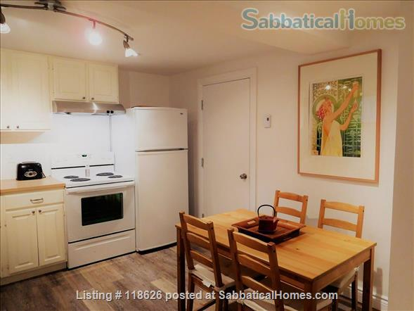 Bachelor apartment – LOCATION LOCATION LOCATION Home Rental in Montreal 4