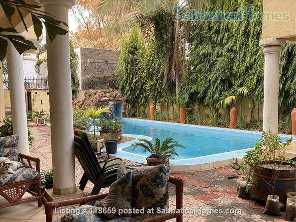Large Home with pool for rent--Bamako, Mali Home Rental in Bamako, Bamako Capital District, Mali 4