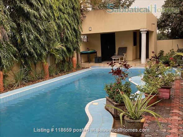 Large Home with pool for rent--Bamako, Mali Home Rental in Bamako, Bamako Capital District, Mali 5
