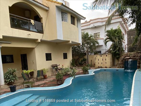 Large Home with pool for rent--Bamako, Mali Home Rental in Bamako, Bamako Capital District, Mali 8