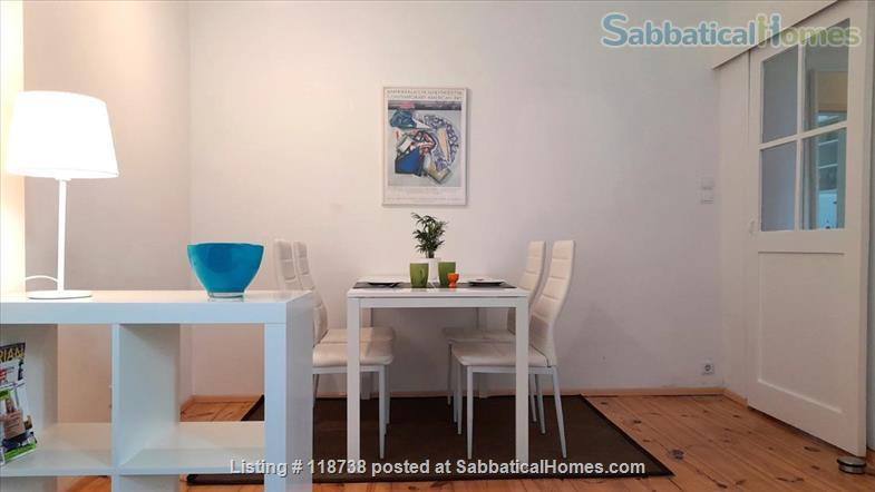** BRIGHT APARTMENT IN SUPER LOCATION ** Home Rental in Berlin, Berlin, Germany 2
