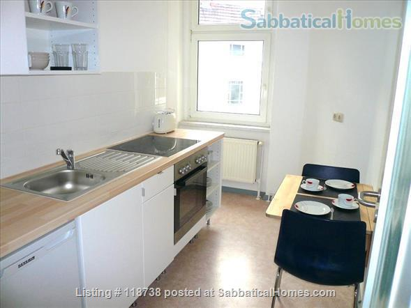 ** BRIGHT APARTMENT IN SUPER LOCATION ** Home Rental in Berlin, Berlin, Germany 3