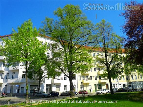 ** BRIGHT APARTMENT IN SUPER LOCATION ** Home Rental in Berlin, Berlin, Germany 6