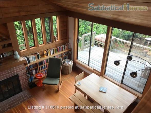 A Beautiful Berkeley Hills Home Home Rental in Berkeley, California, United States 1