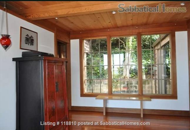 A Beautiful Berkeley Hills Home Home Rental in Berkeley, California, United States 0