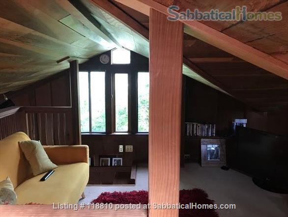 A Beautiful Berkeley Hills Home Home Rental in Berkeley, California, United States 4